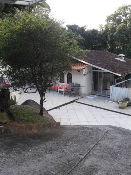 Otima Casa Na Serra Da Cantareira, 04 Dorms Sendo 02 Suite, 02 Vagas, Condominio Fechado - Ma3189