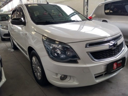 Chevrolet Cobalt Ltz 1.8 8v (flex) Flex Manual