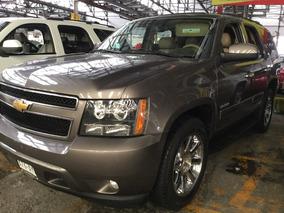 Chevrolet Tahoe Lt Aut Piel Qc 2013