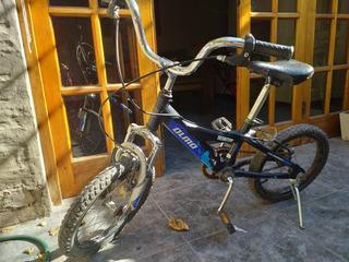 Bicicleta Olmo Reacktor Rodado 16