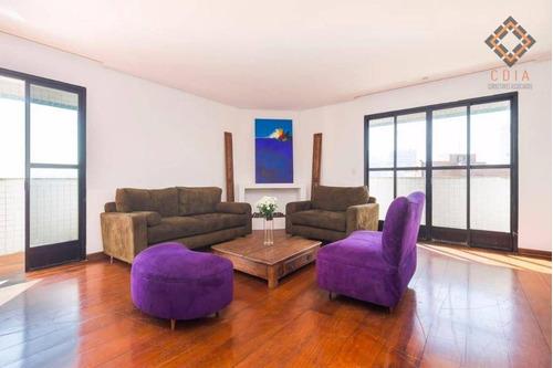 Apartamento Com 4 Dormitórios À Venda, 28011 M² Por R$ 1.900.000,00 - Butantã - São Paulo/sp - Ap47061
