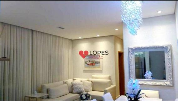 Apartamento Com 2 Dormitórios À Venda, 69 M² Por R$ 540.000 - Anália Franco - São Paulo/sp - Ap2943