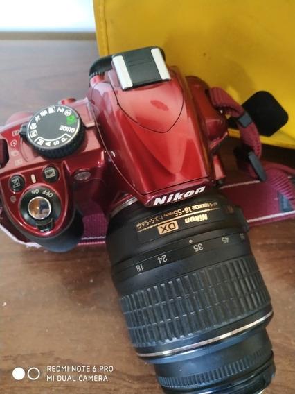 Cámara Nikon D3100