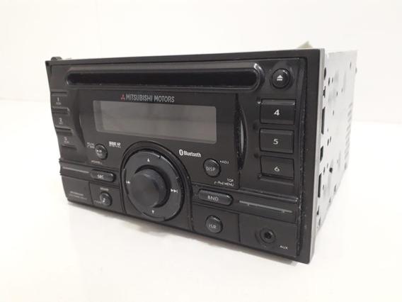 Rádio E Cd Player Cx609 Mitsubishi Original Pajero E Tr4