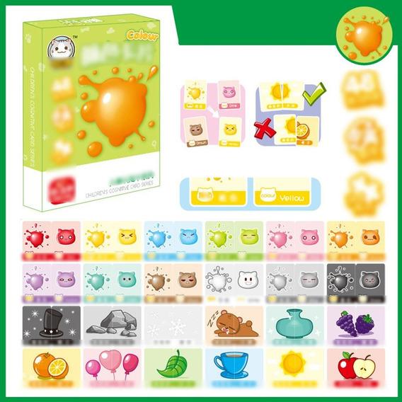 Cartão Puzzle Bebê Brinquedos De Aprendizagem Precoce Crianç