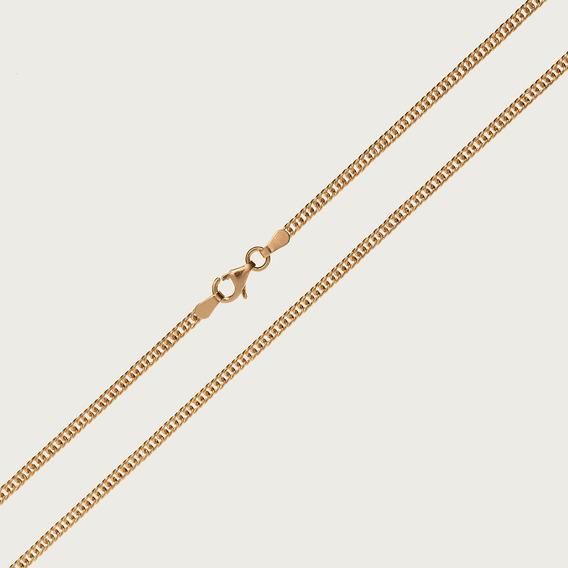 Cordão Lulean Masculino Em Ouro 18k (750)