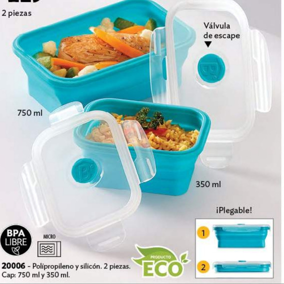 Flexi Lunch Betterware