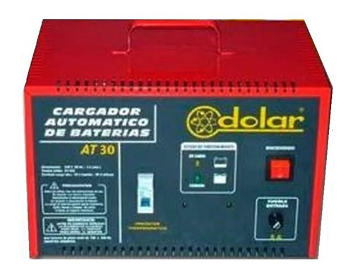 Cargador Baterías 12 V Automático Flote At30 Dolar Ahora 12