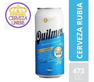Cerveza Quilmes Lata 473 Liniers Mataderos Vluro S Justo Ldm