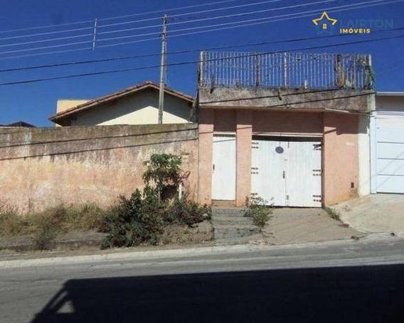 Casa À Venda, 75 M² Por R$ 235.000,00 - Jardim Das Cerejeiras - Atibaia/sp - Ca1951