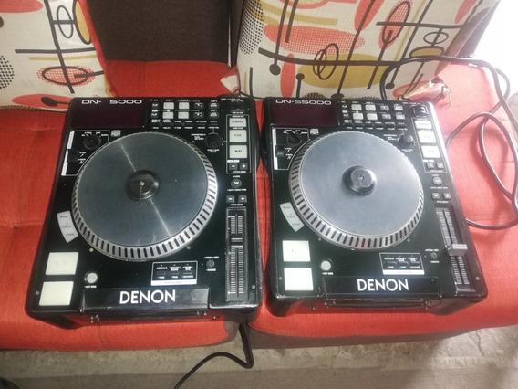 Vendo Un Par De Compacteras Cteras Denon 5000