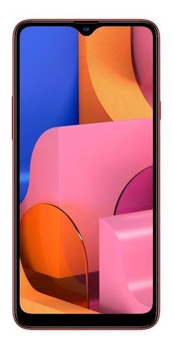 Imagen 1 de 5 de Samsung Galaxy A20s Dual SIM 32 GB rojo 3 GB RAM