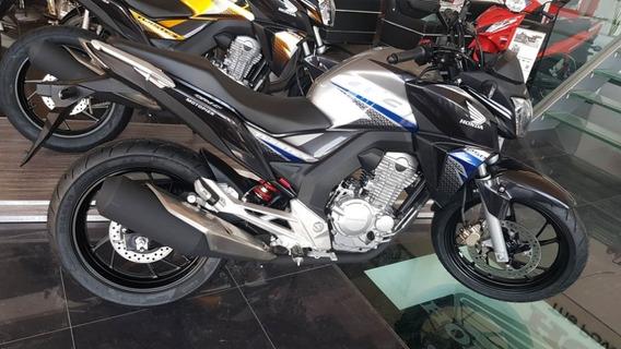 Moto Honda Cb 250 Twister 2020 Okm Financia 12/18 C/tarj