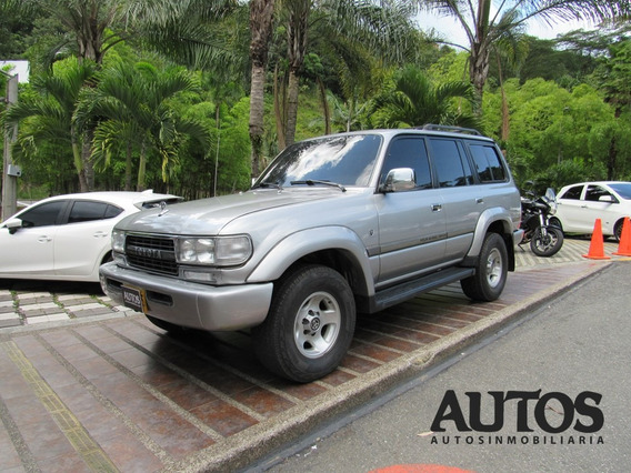 Toyota Burbuja At 4x4 Cc4000 8p
