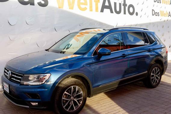 Volkswagen Tiguan 2018 5p Confortline L4/1.4/t Aut 5 Pas