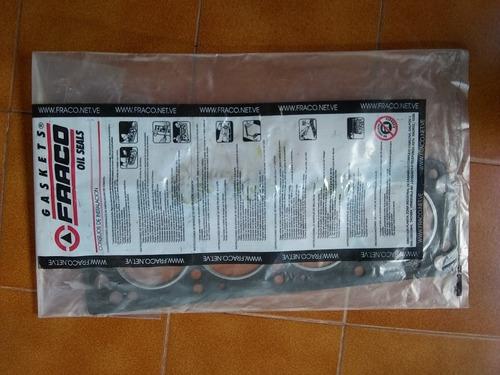 Empacadura Cámara Para Chevrolet Optra Limited Marca Fraco