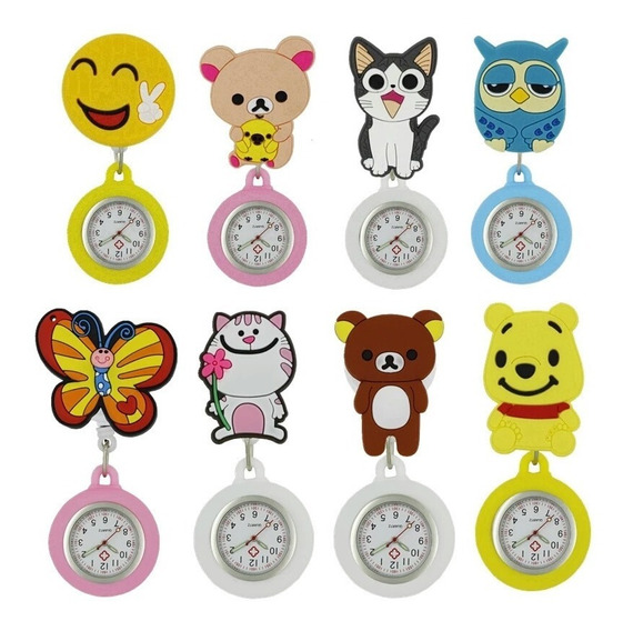 Reloj De Yoyo Para Enfermera