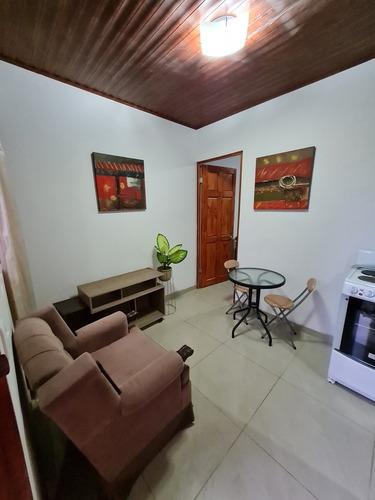 Imagen 1 de 9 de Apartamento Amueblado En San Rafael Especial Teletrabajar