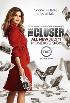 The Closer - 7 Temporadas - Dvds Legendados