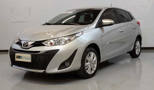 Imagem 1 de 9 de Toyota Yaris 1.3 16v Flex Xl Live Multidrive