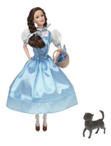 Imagen 1 de 1 de ¡barbie Como Dorothy El Mago De Oz 1999 Talking Collector D