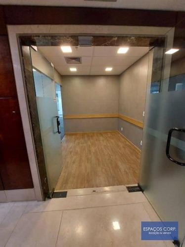 Conjunto Comercial Para Alugar, 127m² - Pinheiros - São Paulo/sp - Cj2358