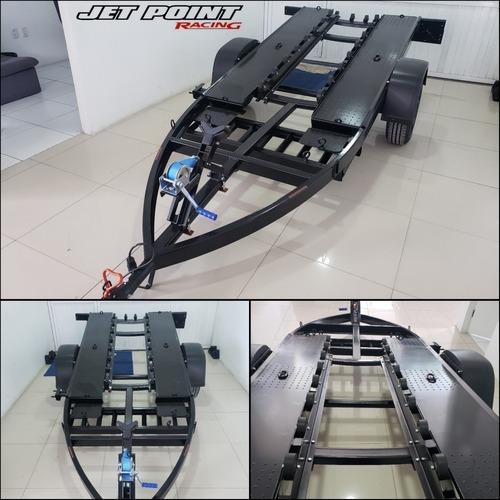 Carreta P Jet/quadri