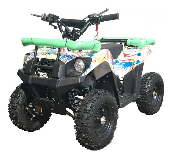 Treck Pocket Atv 50 Con Financiamiento