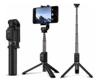 Selfie Stick-tripie Huawei Af-15 Bluetooth/android-ios 2en1