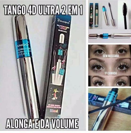 Máscara De Cílios Rímel Tango 4d
