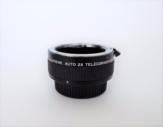 Pentax - Mc Supreme Auto 2 X Teleconverter (pk)