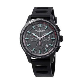 Relógio Victorinox 241818 Alliance Sport Preto Original