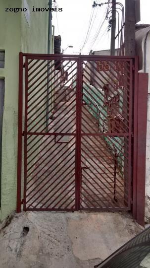 Casa Para Venda Em São Paulo, Vila Gustavo, 1 Dormitório, 1 Banheiro - 579
