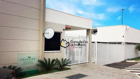 Apartamento Com 3 Dormitórios À Venda, 69 M² Por R$ 395.000 - Residencial Premiere Morumbi - Paulínia/sp - Ap0234