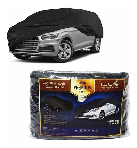 Imagem 1 de 3 de Capa Couro Cobrir Audi Q5 Forro Total (xg312)