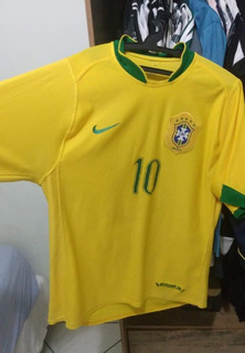 Camisa Seleção Brasileira 2006
