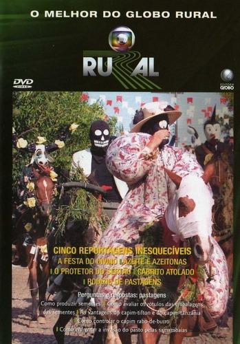 Imagem 1 de 2 de Dvd O Melhor Do Globo Rural 25 Anos - A Festa Do Divino