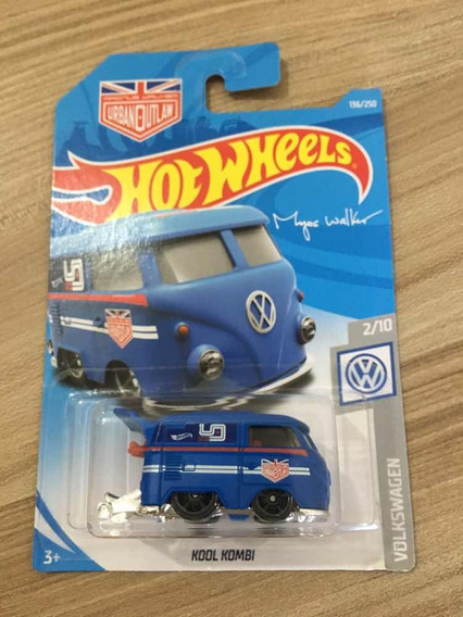 Kool Kombi Hot Wheels