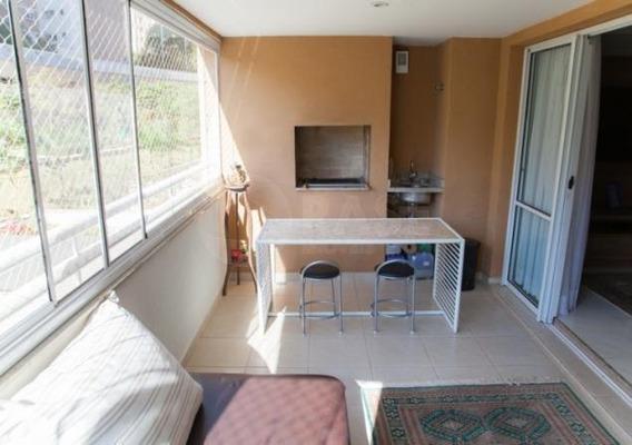 Apartamento Com 3 Dormitórios À Venda, 141 M² Por R$ 850.000 - Panamby - São Paulo/sp - Ap1077
