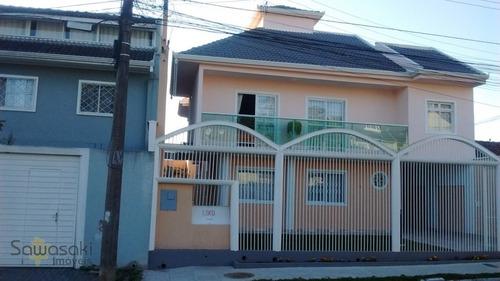 Casa A Venda No Bairro Uberaba Em Curitiba - Pr.  - 3831-1