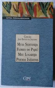 Musa Sertaneja / Flores Do Pajeú / Meu Lugarejo - Cancão