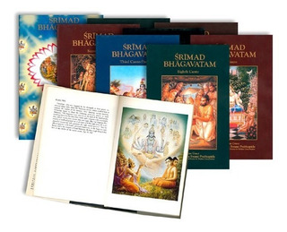 Srimad Bhagavatam , Bhaktivedanta Swami ,prabhupada