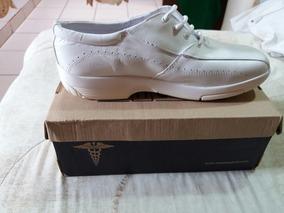 Zapato De Dama Blanco Dr House