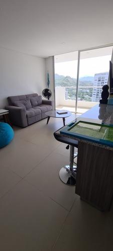 Imagen 1 de 9 de Apartamento Santa Marta 2 Habitaciones 2 Baños