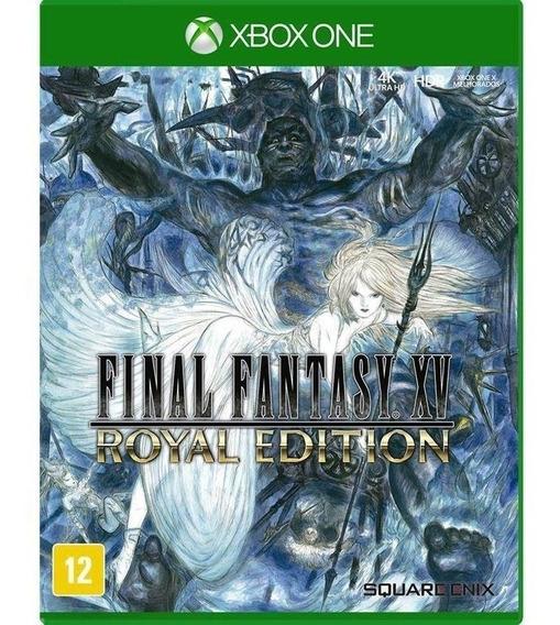 Final Fantasy Xv Royal Edition Xbox One Mídia Física