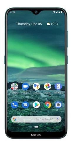 Nokia 2.3 Dual SIM 32 GB cyan green 2 GB RAM