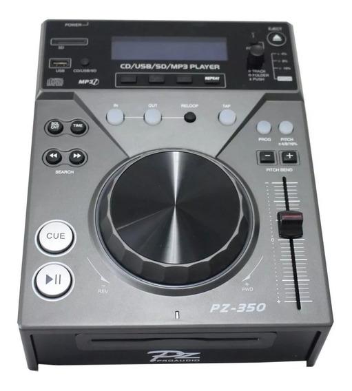 Controladora Cdj Pz-350 Usb/sd/cd Pz - Lançamento