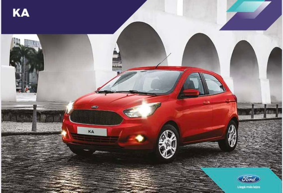 Ford Ka 1.5 S 4 P 0km Plan Adjudicado