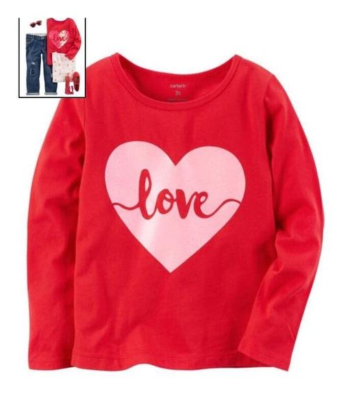Camiseta Carters Nena