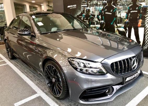Mercedes Benz C63 Amg / 4.0 V8 Biturbo -km 1.600